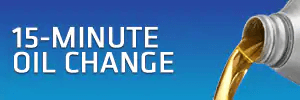15-Minute Oil Change