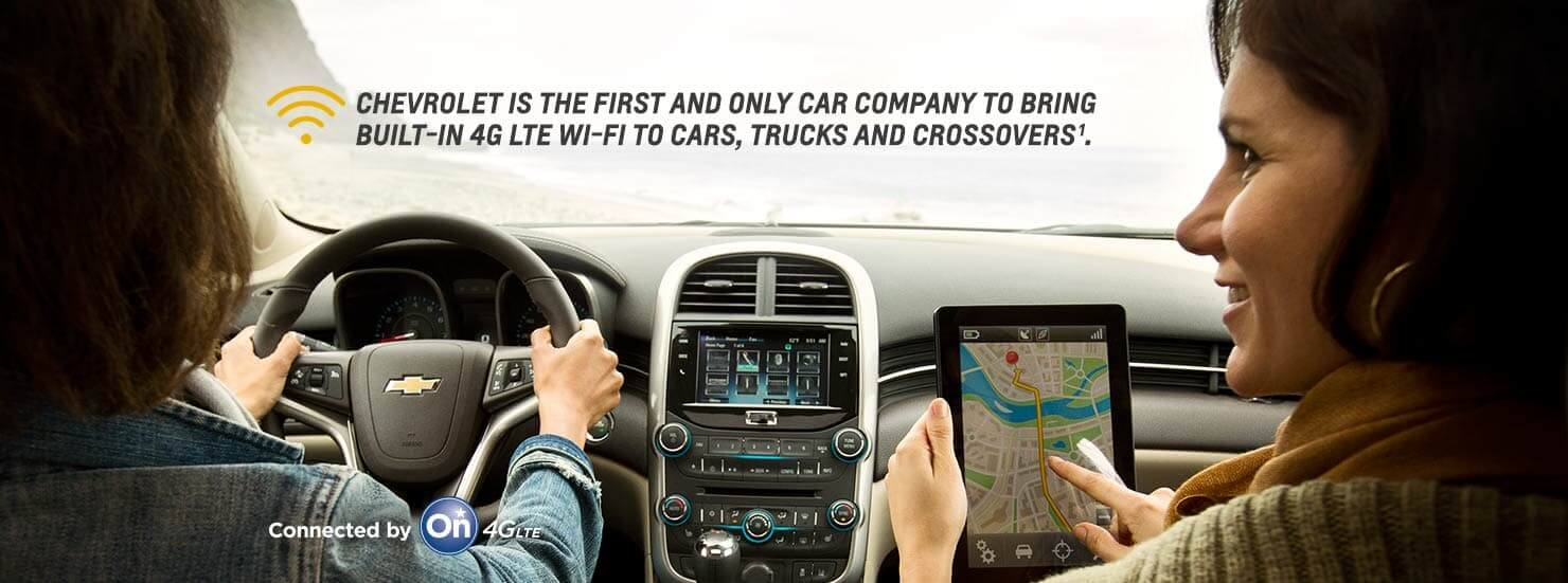 OnStar 4G LTE: Internet In Your Vehicle