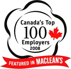 Canada's Top 100 Employers 2008