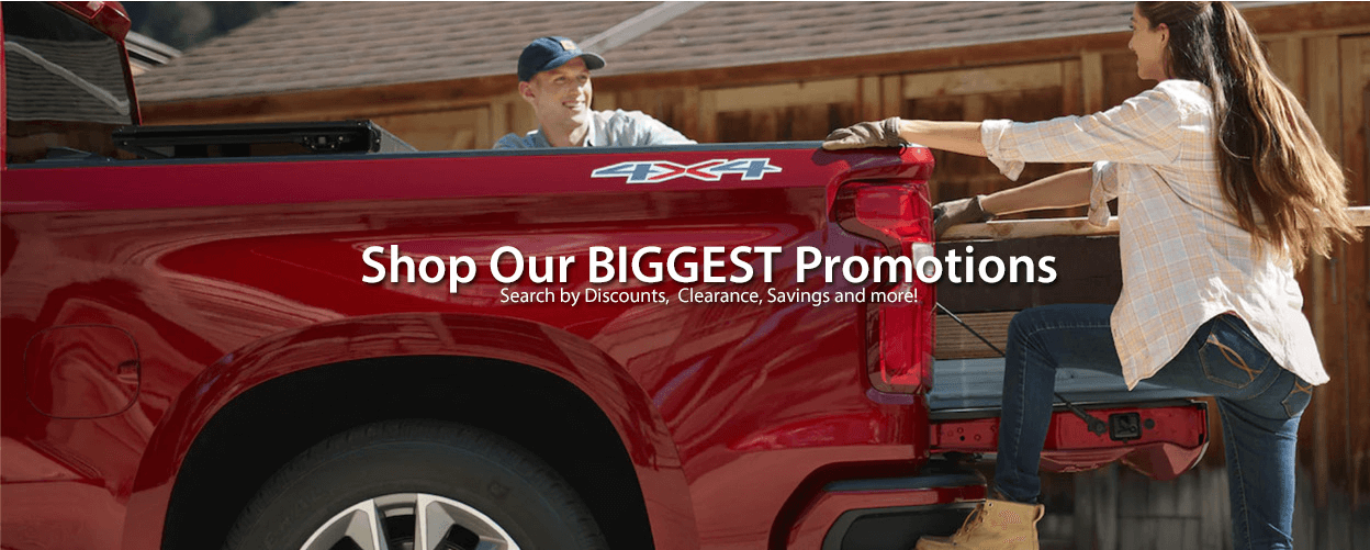 Shop Our BIGGEST Promotions - Search by Discounts, Clearance, Savings and more!