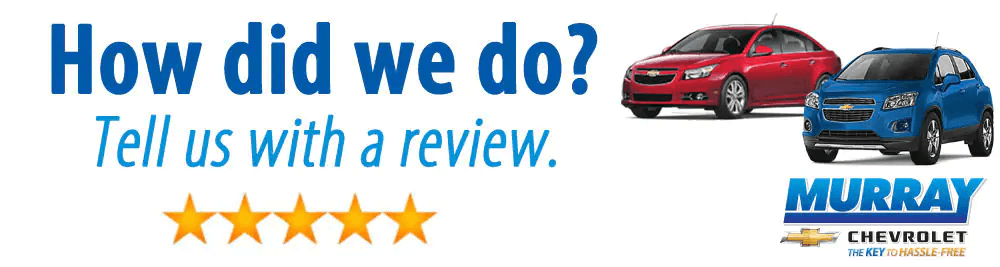 How did we do? Tell us with a review