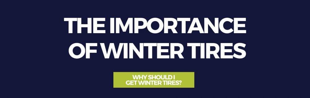 Winter Tires in Winnipeg Manitoba