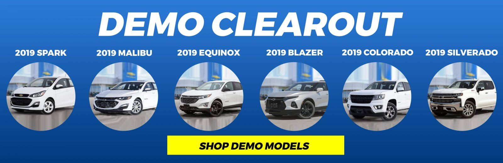 Murray Chevrolet Demos