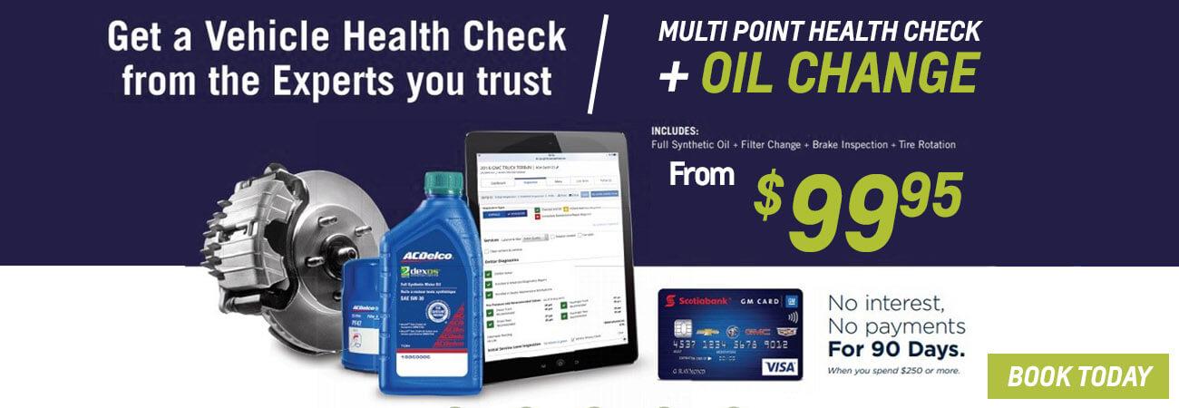 MPVI + Oil Change