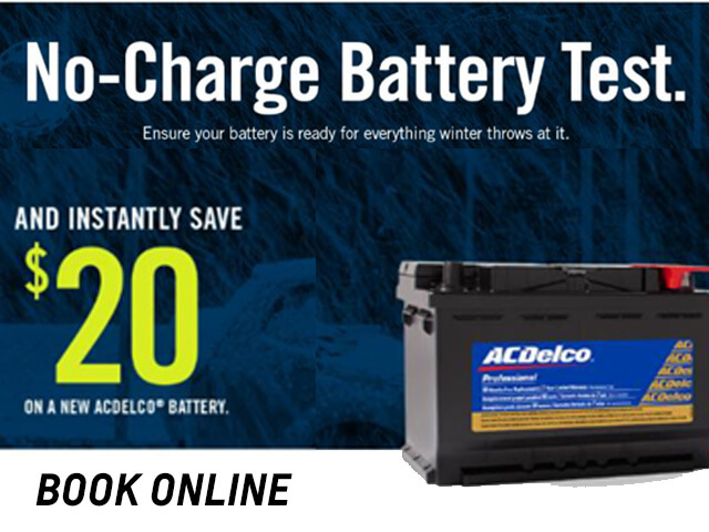 No Charge Battery