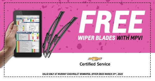 FREE BLADES With MPVI