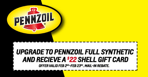 Pennzoil Special