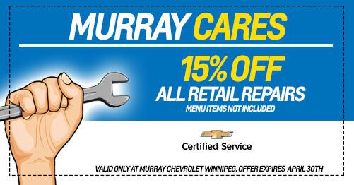 15% off Repairs