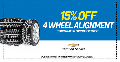15% Off Wheel Alignment