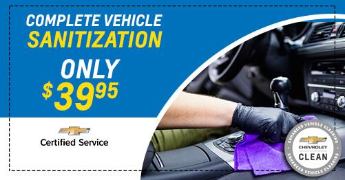 Complete Vehicle Sanitization