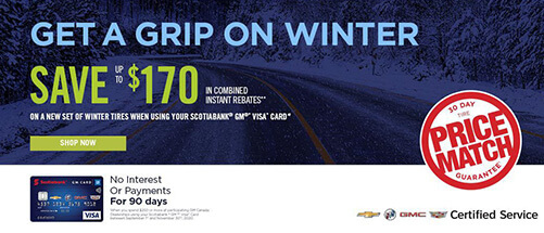 Winter Tire Rebate