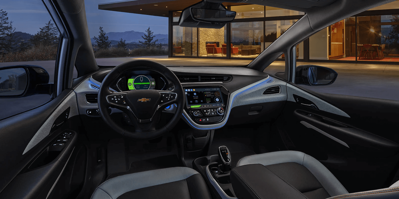 2021 Bolt EV Electric Car Exterior Photo: Side View.