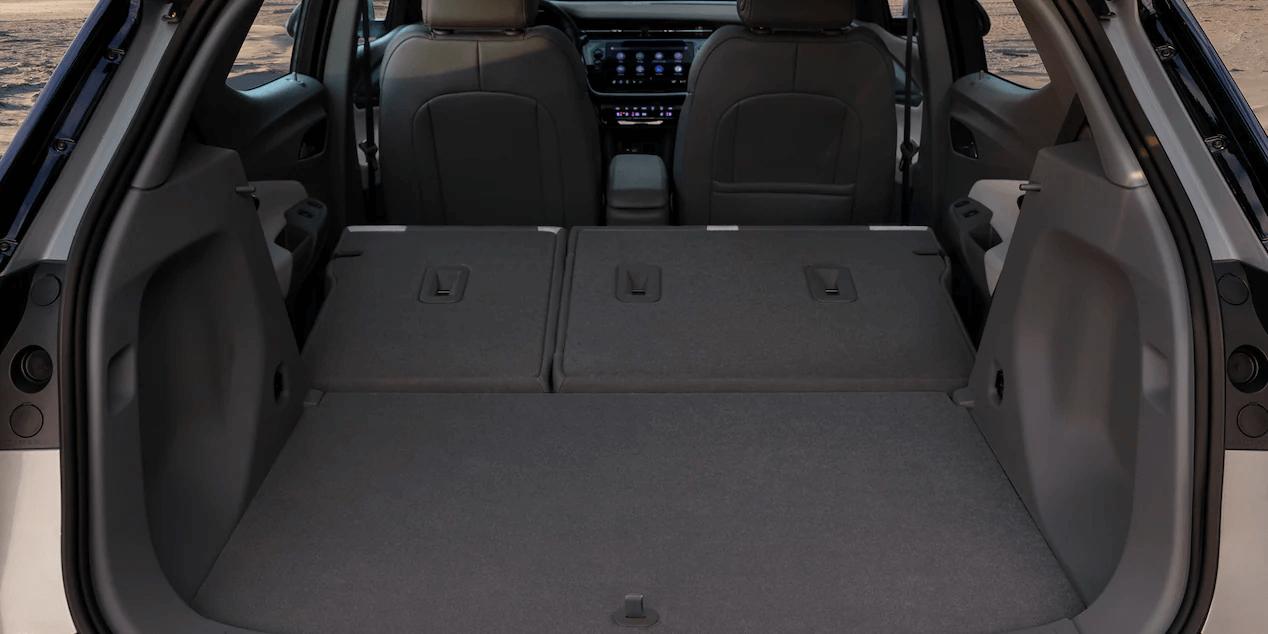 2022 Chevrolet Bolt EUV cargo.
