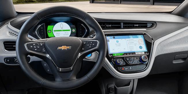 2021 Chevrolet Bolt EV Electric Car Technology: Overview.