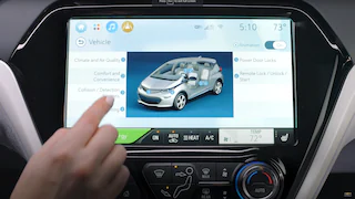 2021 Bolt EV Electric Car: Personalizing Safety Technology Features