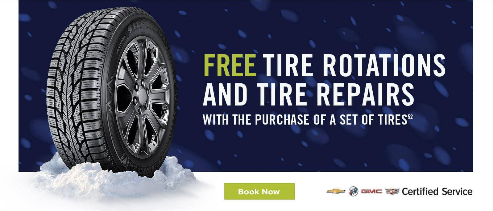 Free Tire Rotations And Tire Repairs
