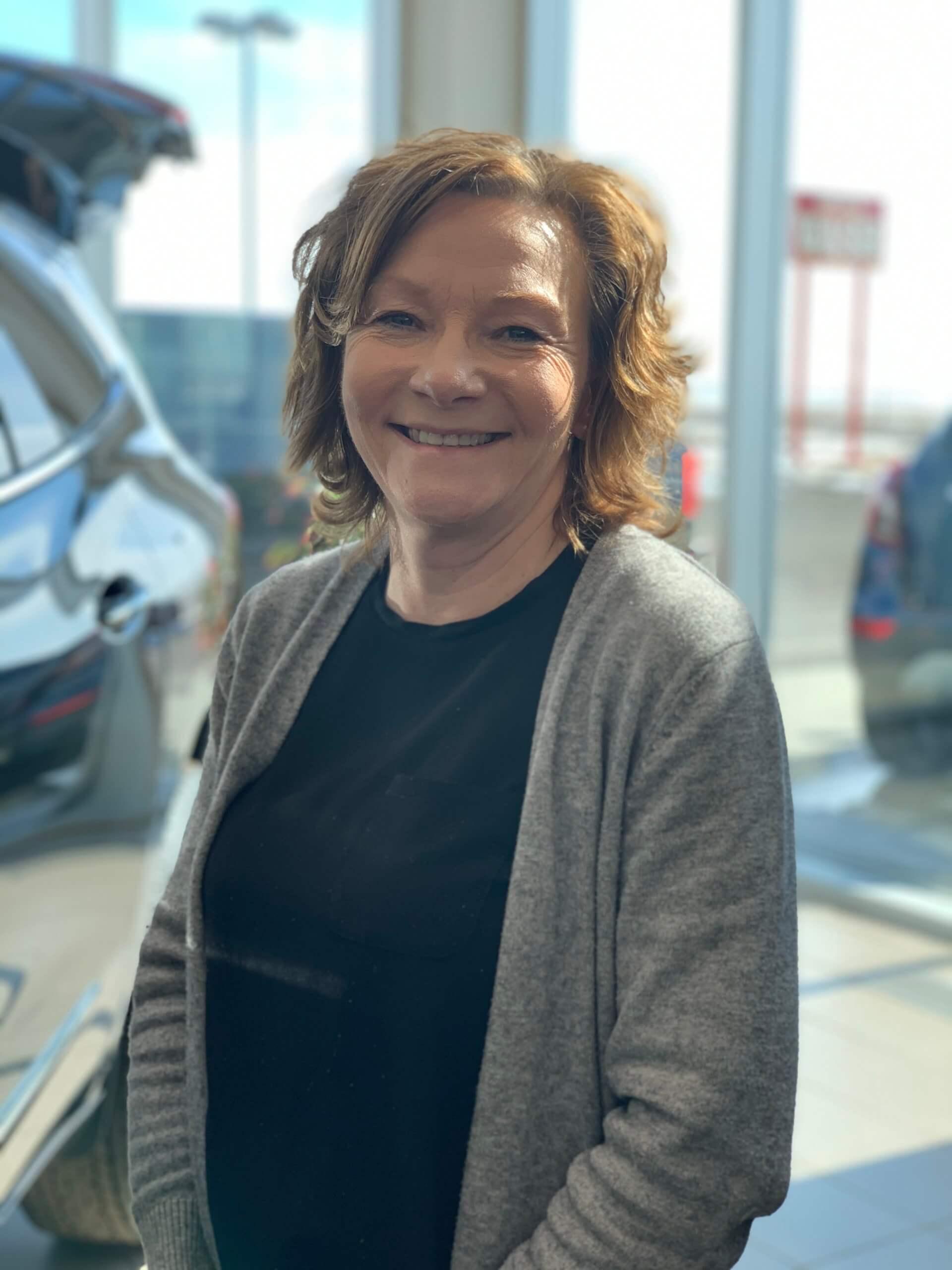 Donna Hodgkinson