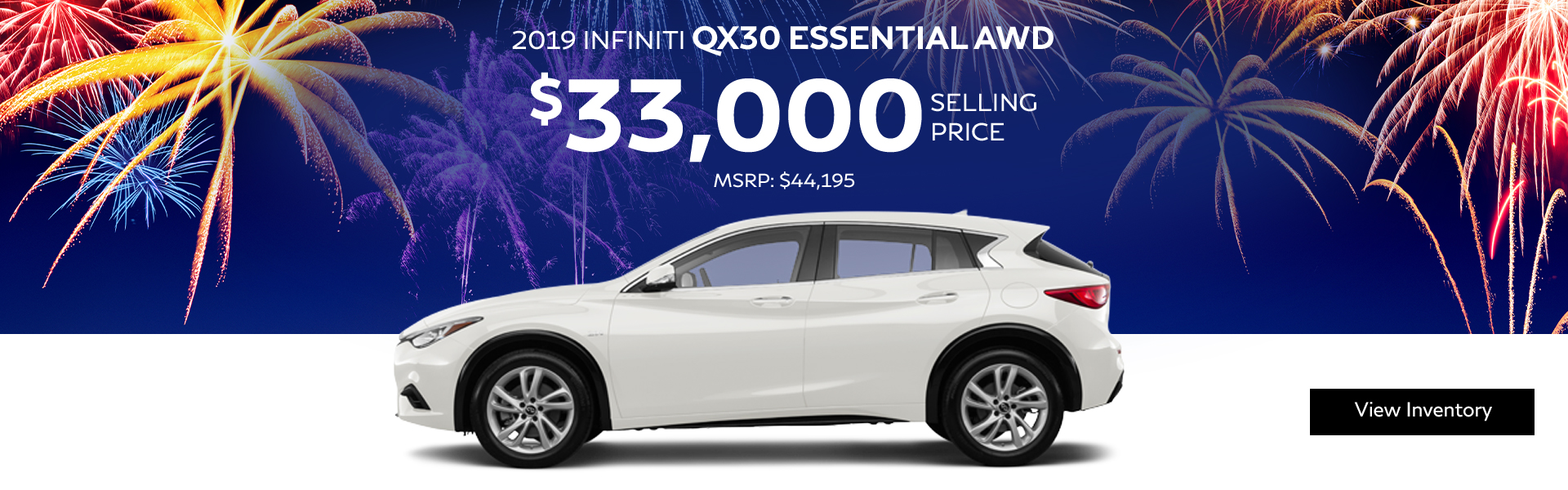 QX30 - Purchase offer