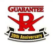 Guarantee RV 20th Anniversary