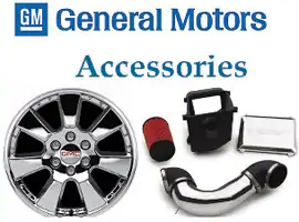 GM General Motors Accessories