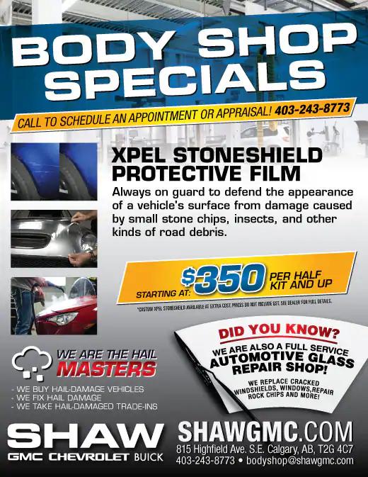 XPEL Stoneshield