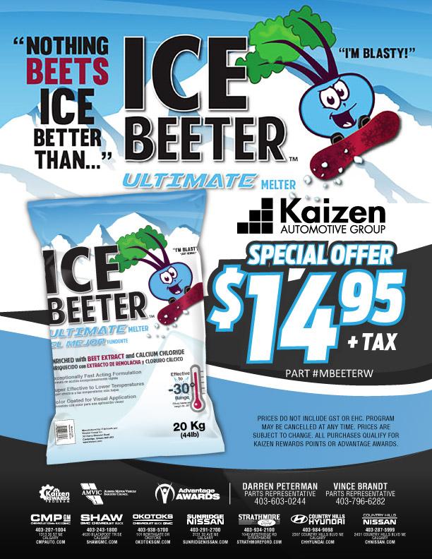 Ice Beeter