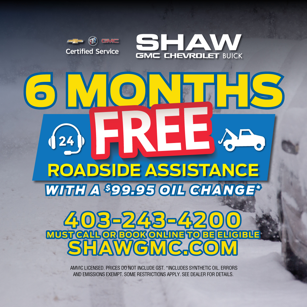 6 Months Free Roadside Assistance