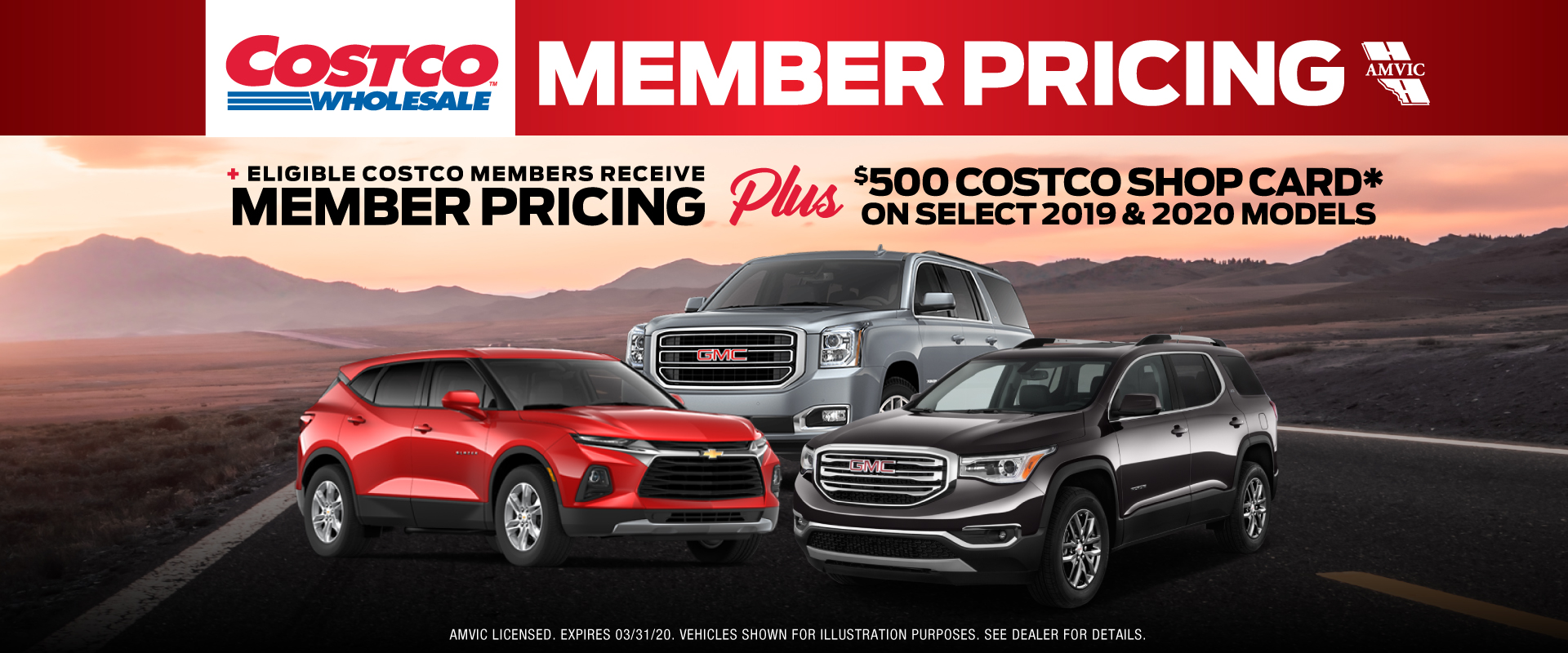 Costco Members Get Deals On New Gm Vehicles For Sale Or Lease