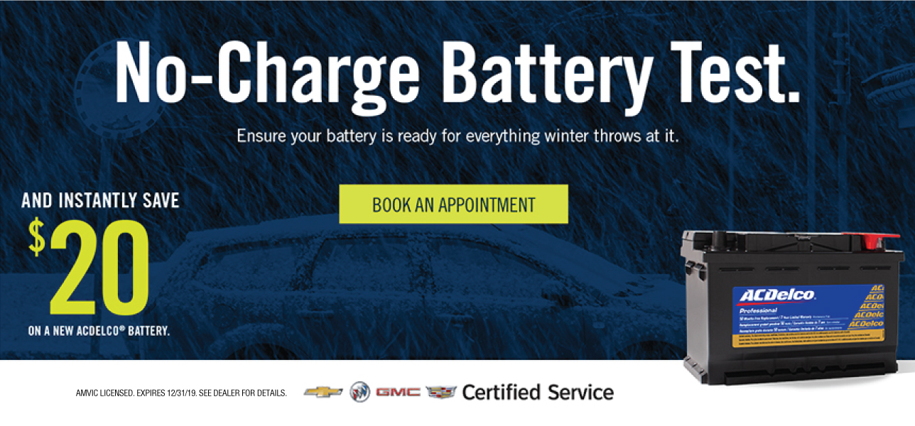 CMP Battery