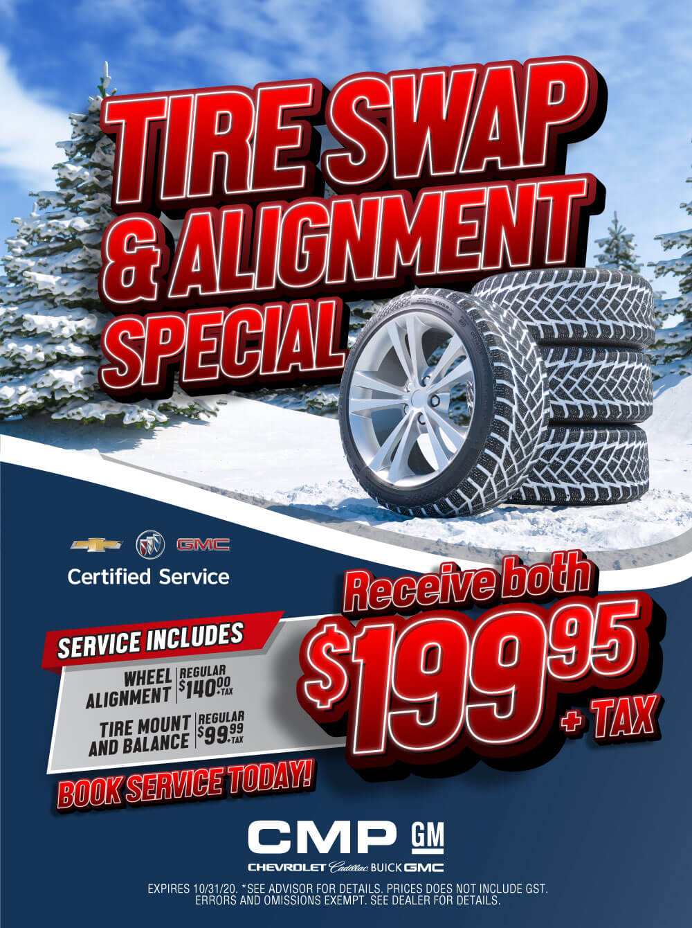Tire Repair and Service