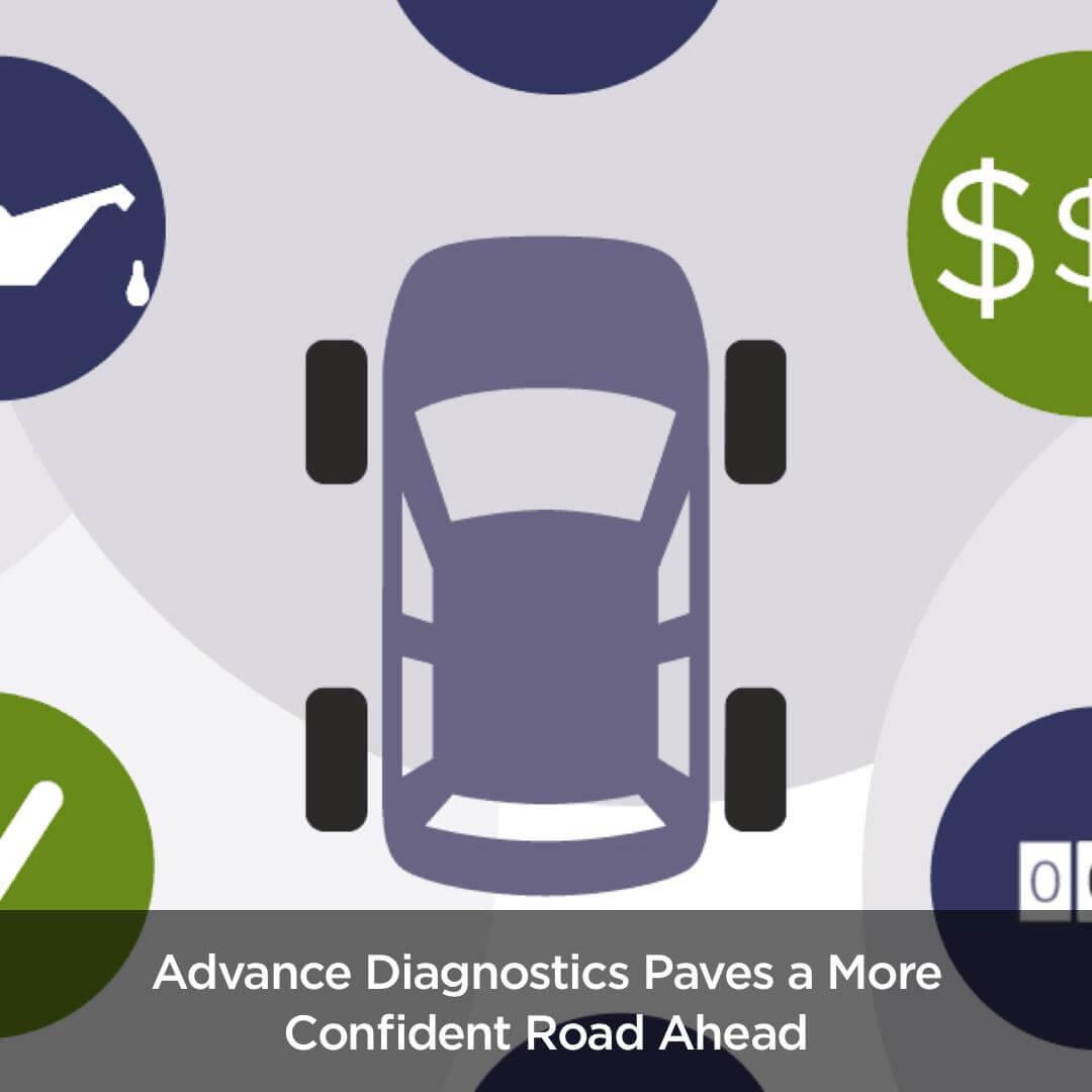 advanced diagnostics make a more nconfident road ahead