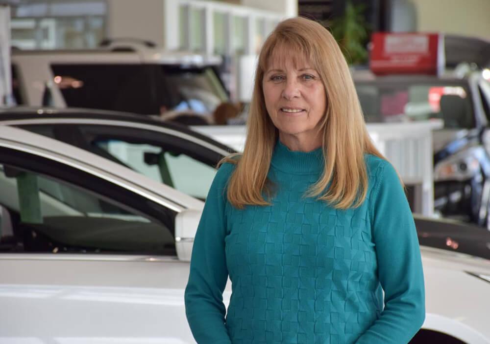 Janet Nydokus