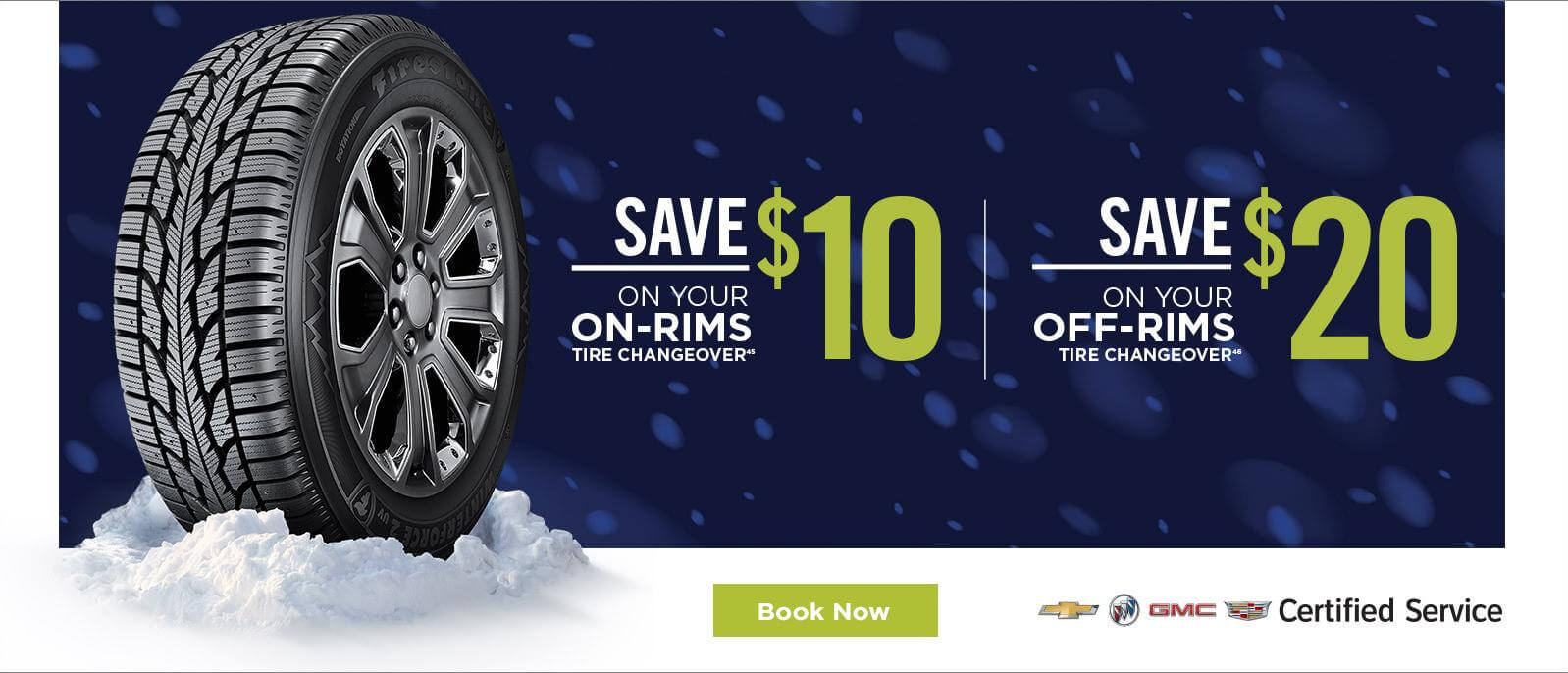 Early Tire Swap offer