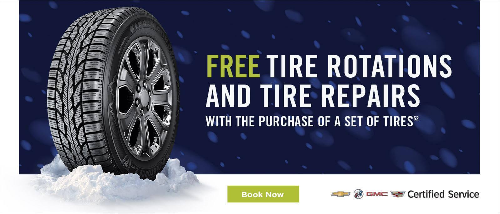 Tire Repairs offer