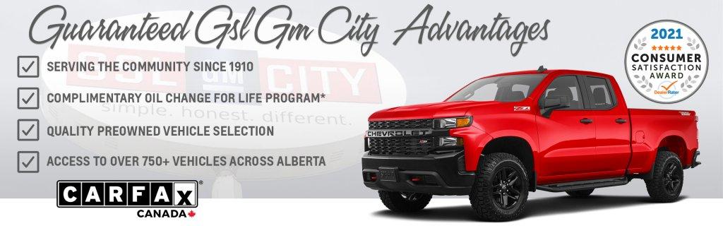 GSL GM City Advantages