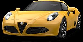 Alfa Romeo 124 Spider in Alameda