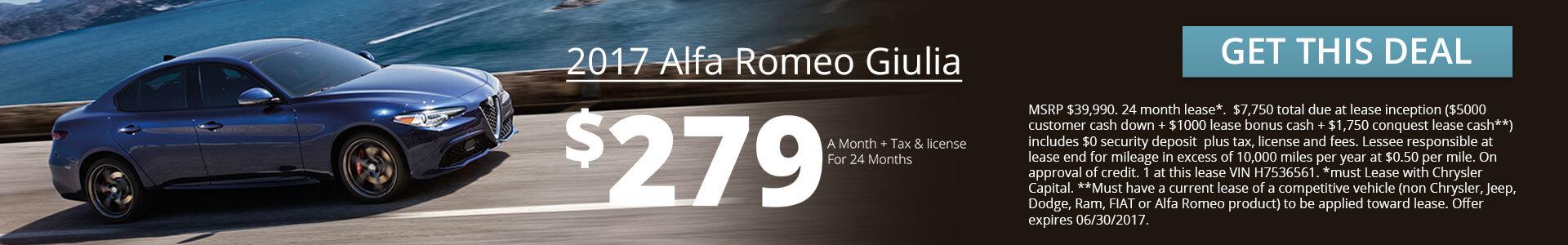 Alfa Romeo SRP
