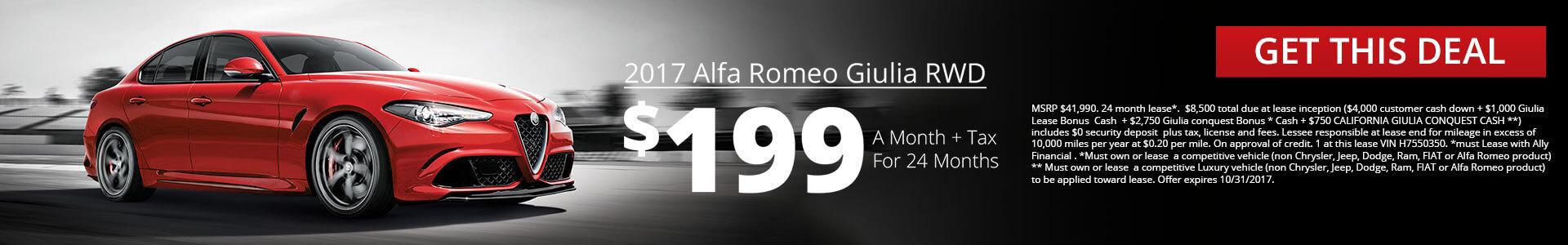 Giulia SRP