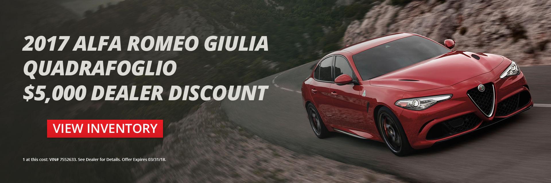 Giulia Quad