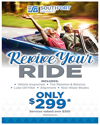 Revive Your Ride Special!