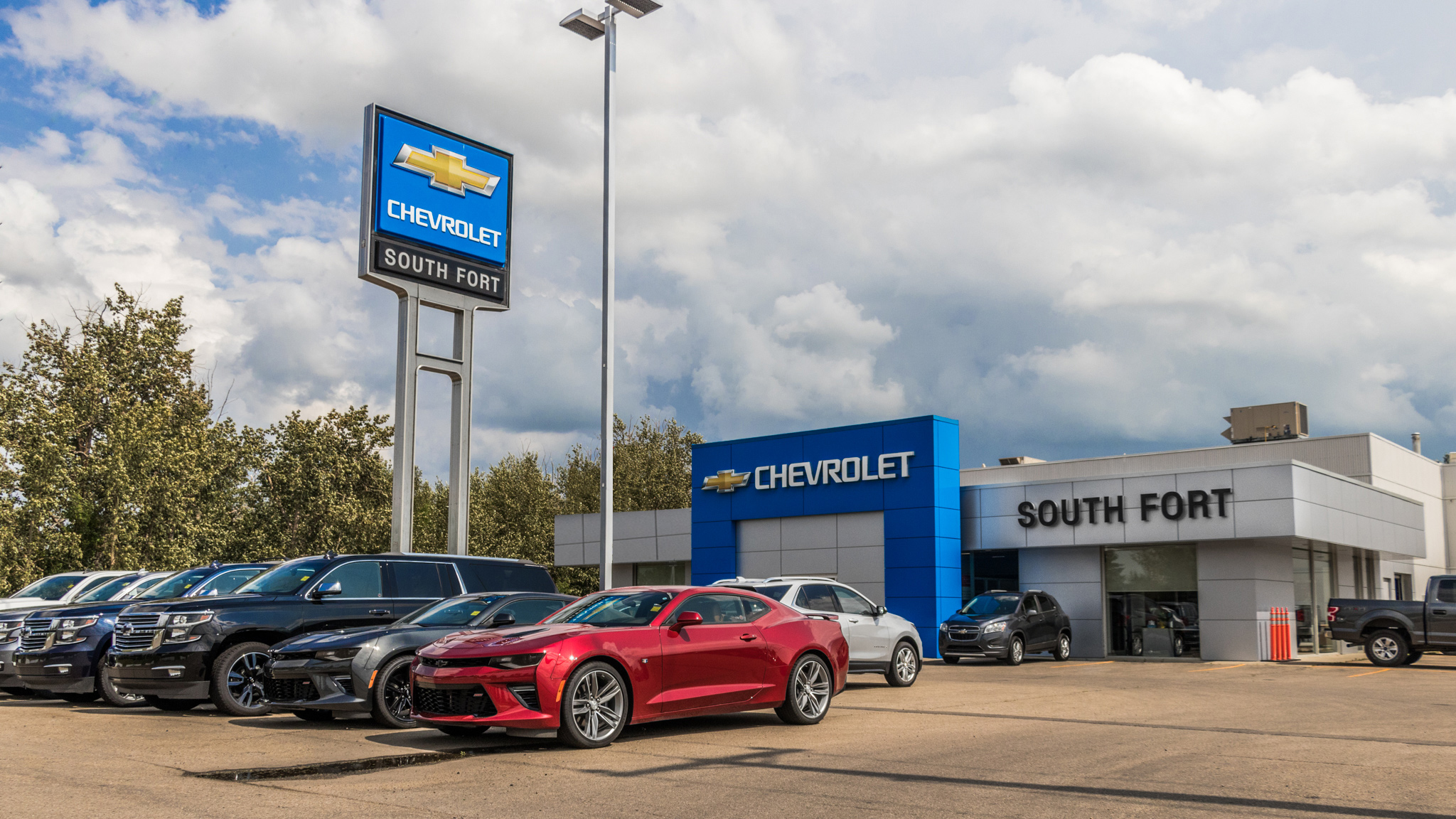 About Us South Fort Chevrolet