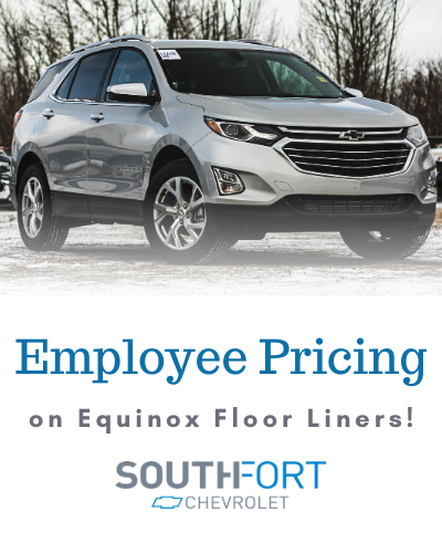 Employee Pricing Equinox Floor Liners