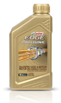 Castrol edge professional sythetic oil