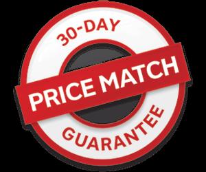 30 day price mathc guarantee