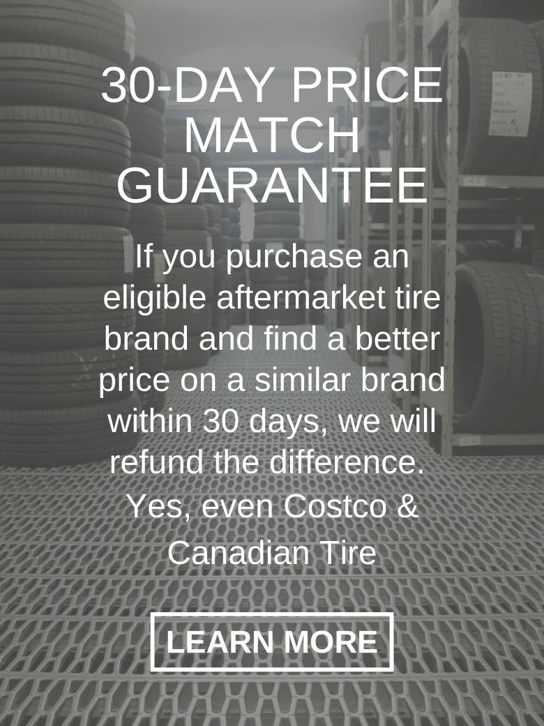 30-day price match