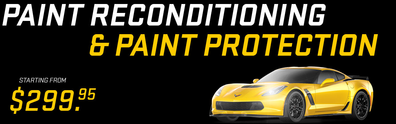 paint protection packages available
