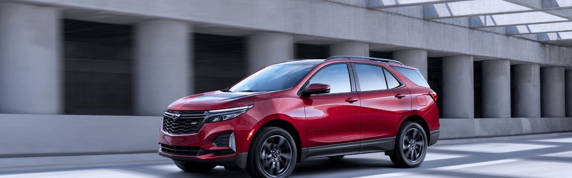 2022 Chevrolet Equinox
