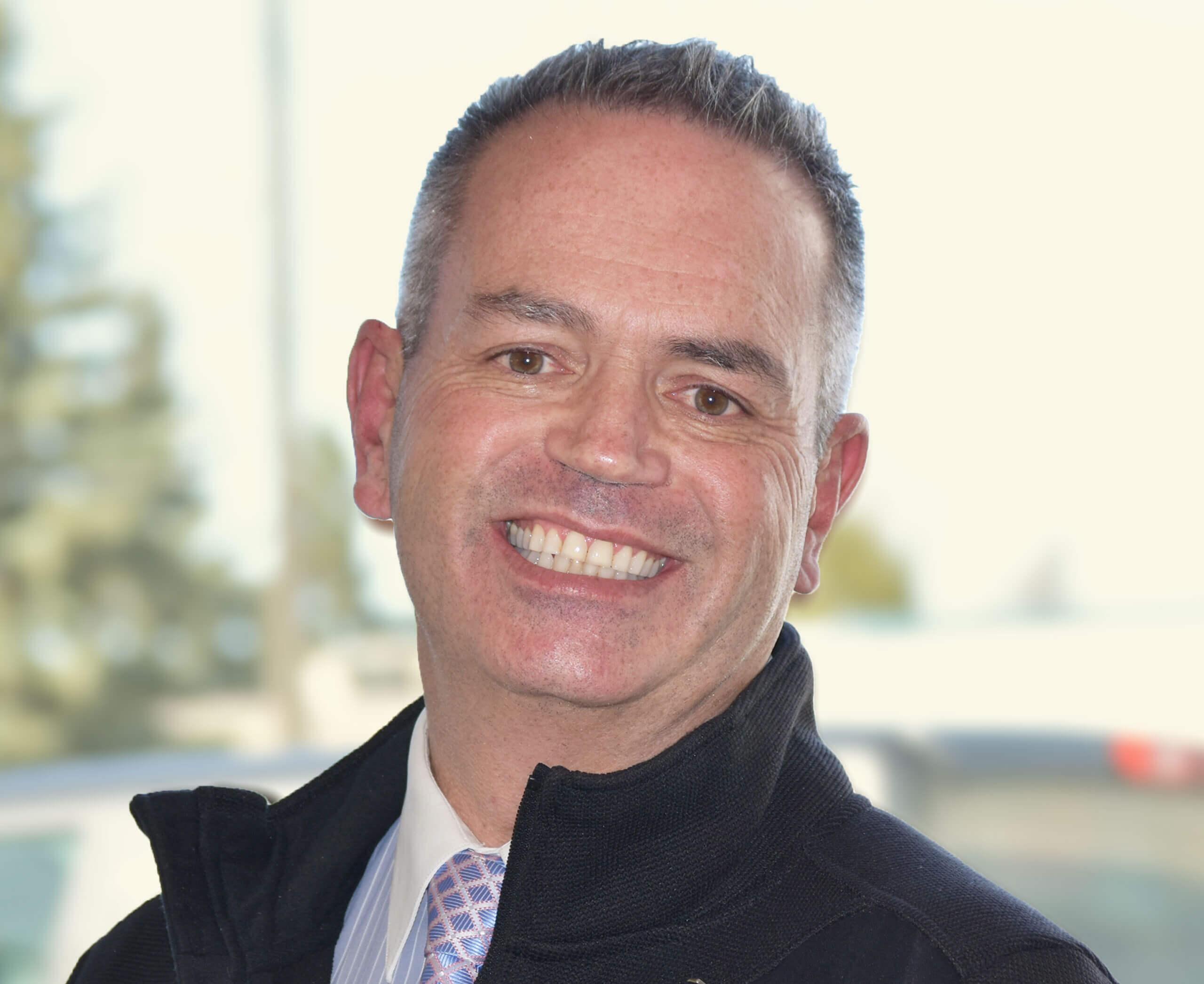 Michael Redmond