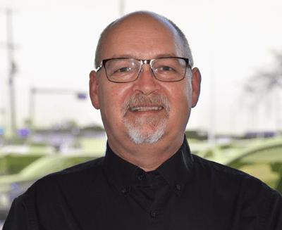 Wayne Wood, Lead Service Advisor