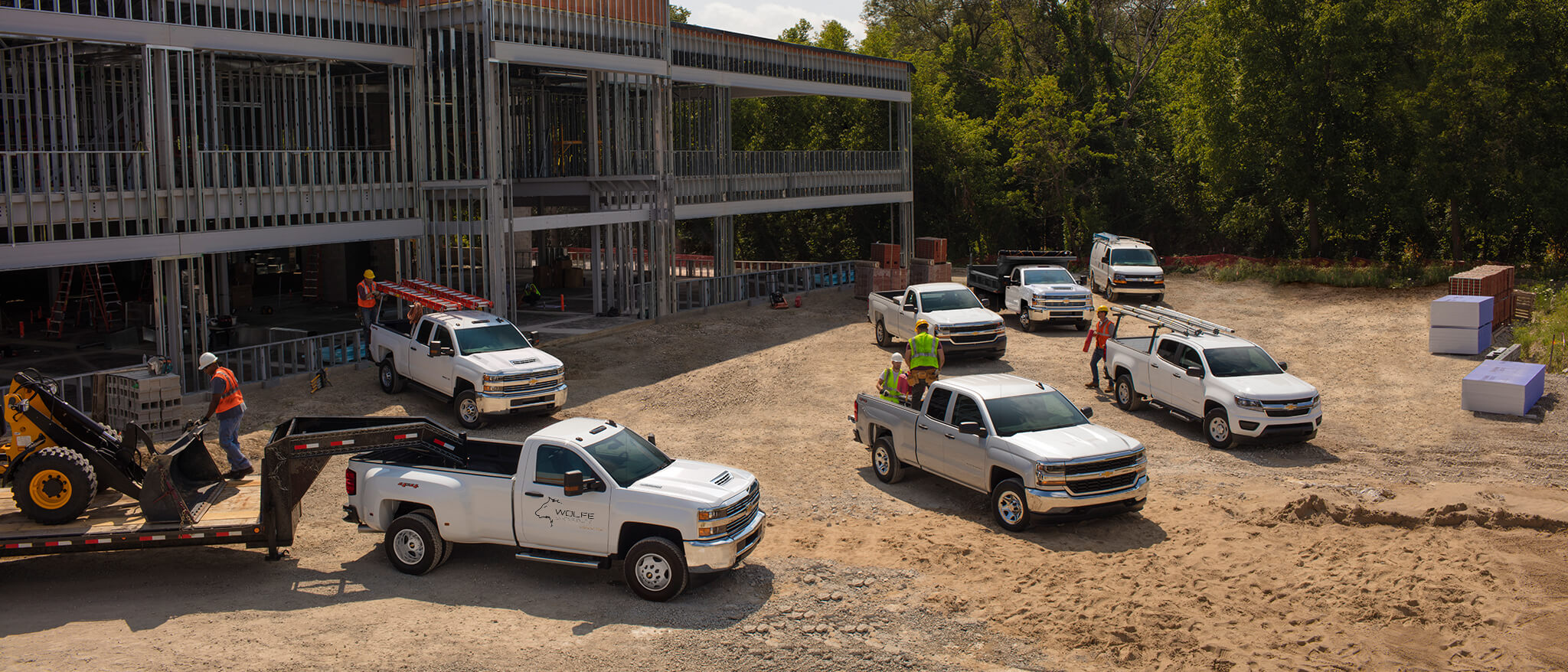 The Chevy Farm Fleet Truck